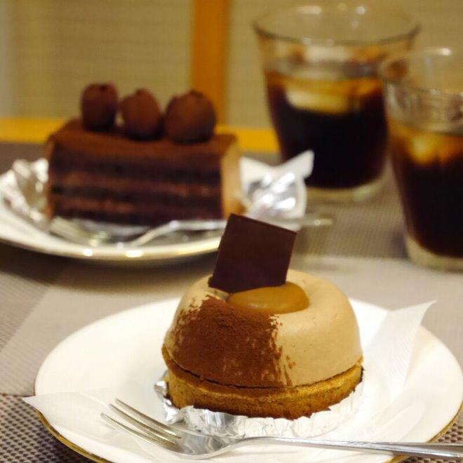 おうちバル_きゅうりづくし_ラ・プレシューズ_キャラメルケーキ